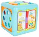 Развивающая игрушка Winfun Кубик-книжка (O715)