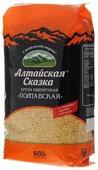 Алтайская сказка Крупа пшеничная полтавская №4 600 г
