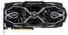 Видеокарта INNO3D iCHILL GeForce RTX 2060 SUPER 1695MHz PCI-E 3.0 8192MB 14000MHz 256 bit HDMI 3xDisplayPort HDCP X3 ULTRA