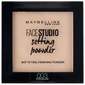 Maybelline Face Studio пудра компактная Setting Powder матирующая фиксирующая
