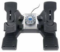 Комплектующие для руля Logitech G Pro Flight Rudder Pedals