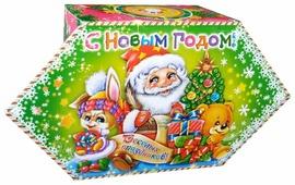 Подарочный набор ПоДари Дед Мороз 200 г