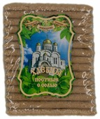 Хлебцы ржаные ХРУСтепка Постные с солью 80 г