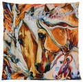 Чехол для подушки Gift'n'Home Фантазии о Лошадях 40х40 см (НВЛ-40 Fantasy(g))