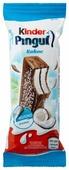 Пирожное Kinder Pingui Молоко и кокос