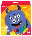 Kite цветные карандаши Jolliers, 24 цвета (K19-055-5)