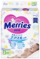 Детские подгузники Merries S (82 шт)