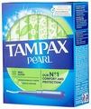 TAMPAX тампоны Pearl Super