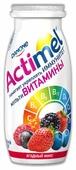 Кисломолочный напиток Actimel ягодный микс 2.5%, 100 г