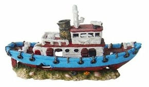 Грот BARBUS Лодка Decor 017 30.5x20x12 см
