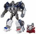 Трансформер Hasbro Transformers Баррикейд. Заряд энергона: Найтро (Трансформеры 6) E0755