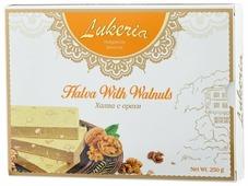 Халва Lukeria тахинная с грецким орехом 250 г