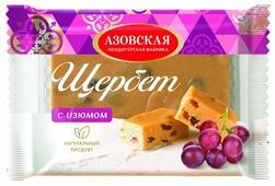 Щербет Азовская кондитерская фабрика с изюмом 200 г
