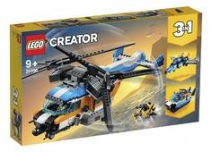 Конструктор LEGO Creator 31096 Двухроторный вертолёт