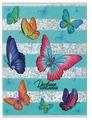 Феникс Дневник школьный Бабочки 48913