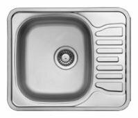 Врезная кухонная мойка UKINOX Comfort COP 580.488-GT6K 58х48.8см нержавеющая сталь