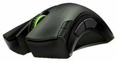 Мышь Razer Mamba 2012 Black USB