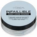 L'Oreal Paris Infaillible пудра рассыпчатая Magic Loose Powder матирующая универсальная