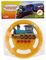 Интерактивная развивающая игрушка Играем вместе Музыкальный паровозик (B196009-R)