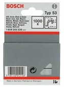 Скобы BOSCH 1609200326 тип 53 для степлера, 6 мм
