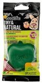 Игрушка для грызунов, кроликов Ferplast Goodb Tin & Nat Bag яблоко 7 х 6,5 х 1,6 см