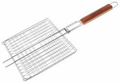 Решетка Пикничок Альпийская 401-770 малая для барбекю, 26,5х24 см