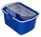 Переноска-корзина для кошек Дарэлл №2 36х26х20 см