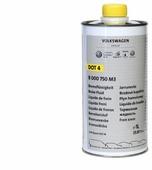 Тормозная жидкость VOLKSWAGEN DOT-4 B000750M3 1 л