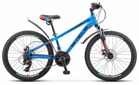 Подростковый горный (MTB) велосипед STELS Navigator 400 MD 24 F010 (2019)