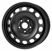 Колесный диск Magnetto Wheels 15004 6x15/5x112 D57.1 ET43 Black