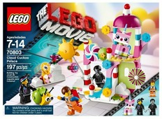 Конструктор LEGO The LEGO Movie 70803 Заоблачный Дворец