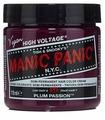 Крем Manic Panic High Voltage Plum Passion фиолетовый оттенок