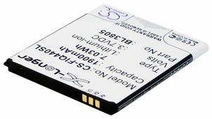 Аккумулятор Cameron Sino CS-FIQ440SL для Fly IQ4402 Era Style 1, IQ4404 Spark