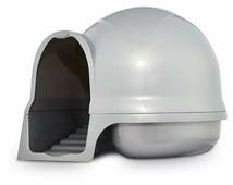 Туалет-домик для кошек Petmate Booda Dome Cleanstep Litter Box 44х44х43 см