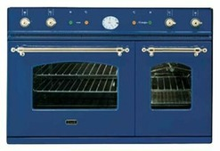 Духовой шкаф ILVE D900-NVG Blue