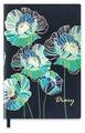 Ежедневник Феникс+ Цветы недатированный, искусственная кожа, А5, 120 листов