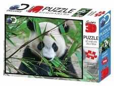 Пазл Prime 3D Большая панда (10071), 500 дет.