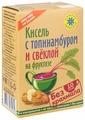 Компас Здоровья Кисель с топинамбуром и свеклой на фруктозе