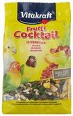 Добавка в корм Vitakraft для средних попугаев коктейль фруктовый