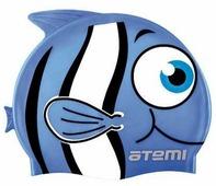 Шапочка для плавания ATEMI FC105