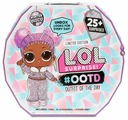 Кукла-сюрприз MGA Entertainment в чемоданчике LOL Surprise Outfit Of The Day Зимнее диско, 562504