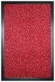 Придверный коврик Vebe Грязезащитный Brasil 40 красный