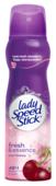 Дезодорант-антиперспирант спрей Lady Speed Stick Fresh&Essence Цветок вишни