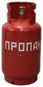 Газовый баллон БАРС СВ000003790 стальной 27 л