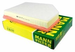 Воздушный фильтр Mann-Filter C35177
