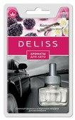 Deliss Сменный картридж для автомобильного ароматизатора, AUTOR008.02/01, Romance 8 мл