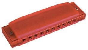 Губная гармошка Hohner Happy Red C