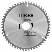 Bosch BOSCH 2608644389 Пильный диск ECO ALU/Multi 190x30-54T
