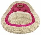 Лежак для кошек, для собак Зоогурман Президент 45х45х20 см