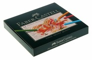 Faber-Castell Набор сухой пастели Polychromos, 24 цвета